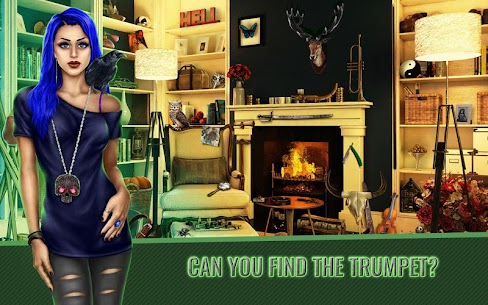 Hidden Object Haunted House of Fear – Mystery Game 2.8 Latest MOD Updated 1