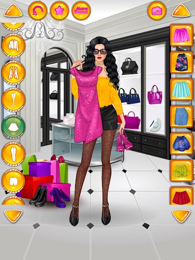 Rich Girl Crazy Shopping - Fashion Game  Screenshots 11