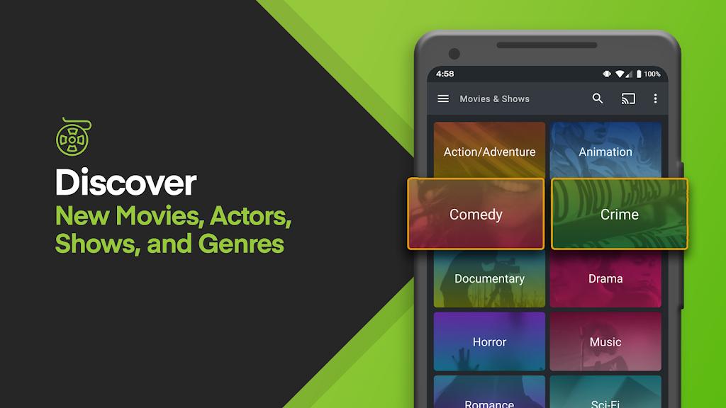 Plex: Stream Free Movies & Watch Live TV Shows Now poster 2