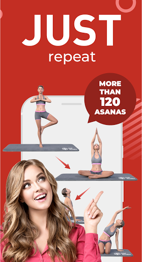 Foto do Yoga for weight loss -Lose weight in 30 days plan