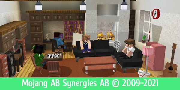 Furniture mod for Minecraft PE 12