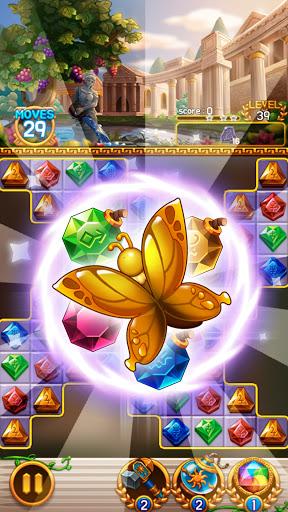 Jewel Athena: Match 3 Jewel Blast 1.7.1 screenshots 3