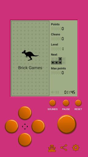 Classic Brick Games screenshots 5