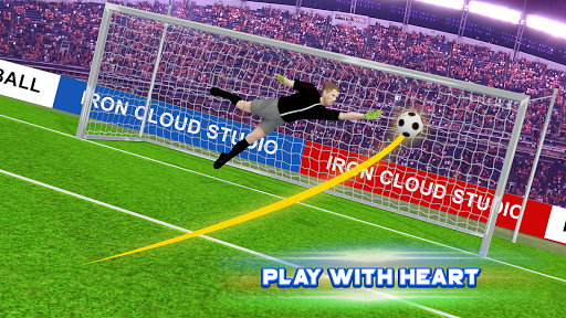 Soccer Strike Penalty Kick Football Super League u26bd 1.6 Screenshots 3