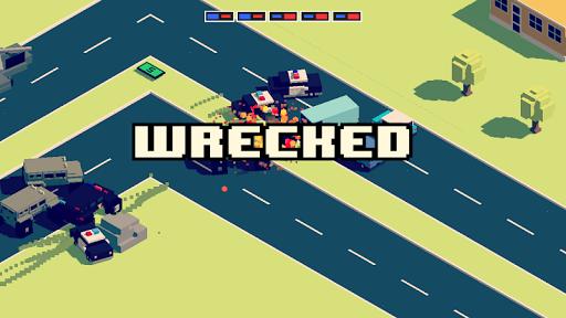 Smashy Road: Wanted android2mod screenshots 5