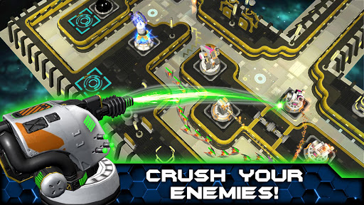 Sci Fi Tower Defense Offline Game. Module TD screenshots 10