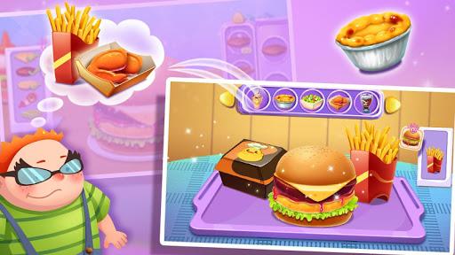 ud83cudf54ud83cudf54Make Hamburger - Yummy Kitchen Cooking Game 3.6.5026 screenshots 4