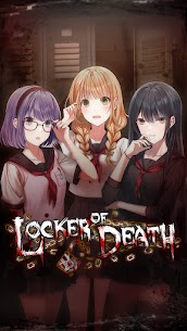 Locker of Death Mod Apk: Anime Horror Girlfriend (Free Choices) 5