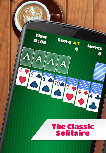Solitaire 2.37 screenshots 9