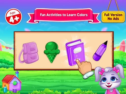 Colors & Shapes - Kids Learn Color and Shape screenshots 17