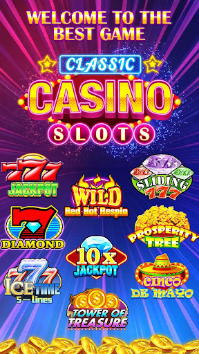 Classic Casino Slots - Offline Jackpot Slots 777 screenshots 12