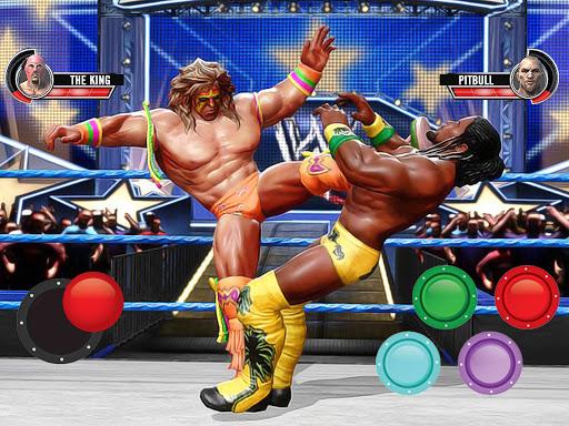 Pro Wrestling Games: Fighting Games 2021 2.5 Screenshots 6