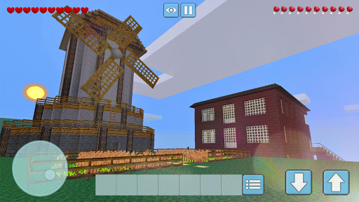 Block Craft World 3D: Mini Crafting and building!  screenshots 13