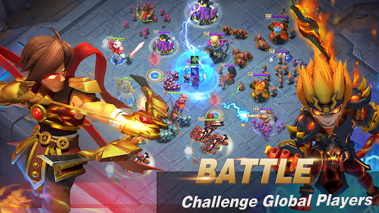 Clash of Glory  Project Zombies-Rise of Heroes Apk Download 4