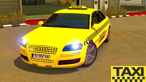 Real City Taxi Simulator 2021 : Taxi Drivers screenshots 1