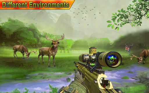 Deer Hunting 2020 : Offline Hunting Games 2020 android2mod screenshots 11