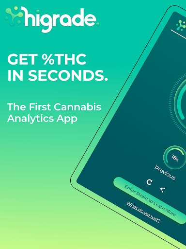 HiGrade: THC Testing & Cannabis Growing Assistant 1.0.316 Screenshots 8
