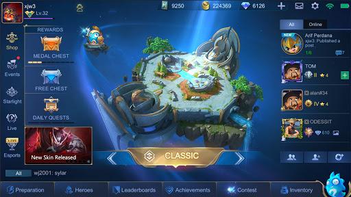 Mobile Legends: Bang Bang 1.5.26.5721 screenshots 7
