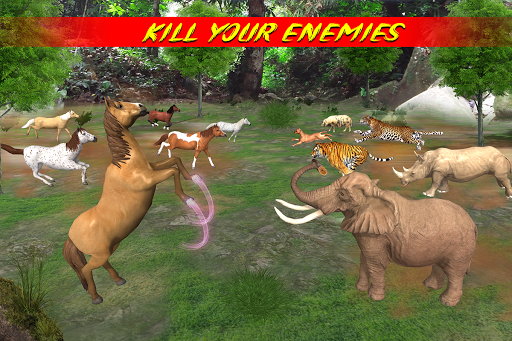 Ultimate Horse Family Survival Simulator apkdebit screenshots 7