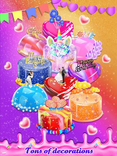 Mirror Cake - Fashion Sweet Desserts screenshots 3