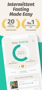 BodyFast Intermittent Fasting Tracker – Diet Coach 1