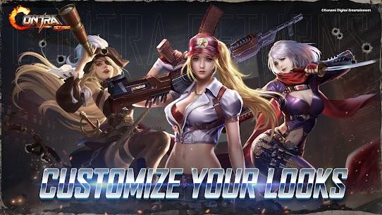 Contra Returns Mod Apk (MOD, Unlimited Ammo/Menu) 5