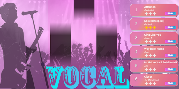Magic Tiles Vocal & For Pc (Download On Computer & Laptop) 1