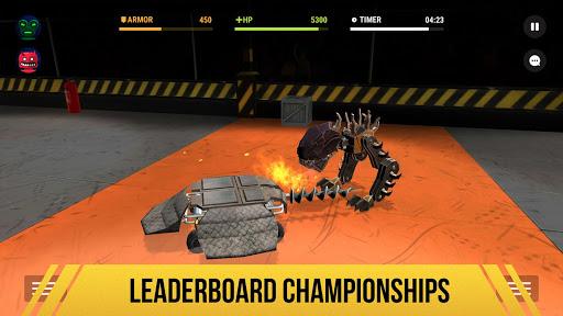 Robot Fighting 2 - Minibots & Steel Warriors 2.6.1 screenshots 3