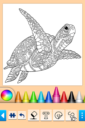 Mandala Coloring Pages 15.2.0 screenshots 4