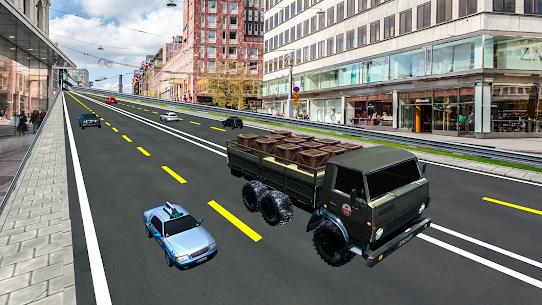 Free City Cargo Truck Driver Transport Simulator 3