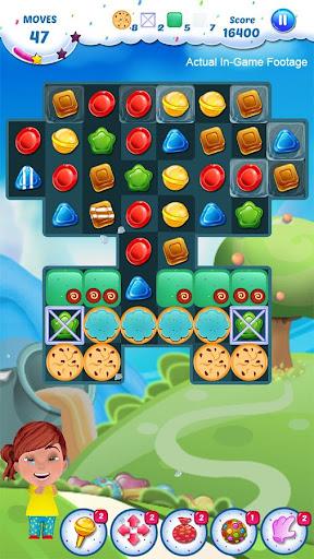 Gummy Candy - Match 3 Game 1.8 screenshots 14