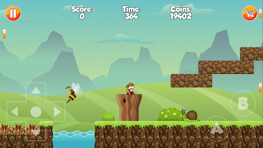 Super Bino Go 3 1.2.1 screenshots 1