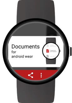 Documents for Wear OS (Android Wear)のおすすめ画像3