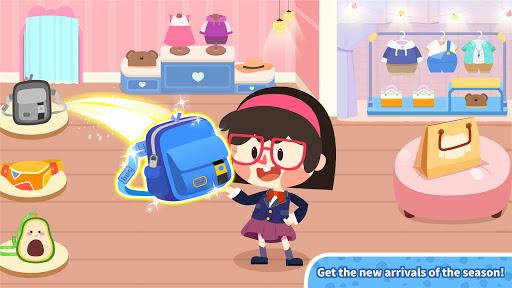 Little Panda's Shopping Mall android2mod screenshots 9