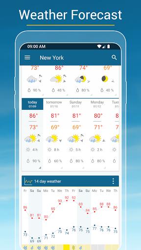 Weather & Radar - Storm radar apktram screenshots 3