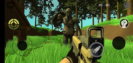 Monster hunter. Shooting game is a free game. Apkfinish screenshots 9
