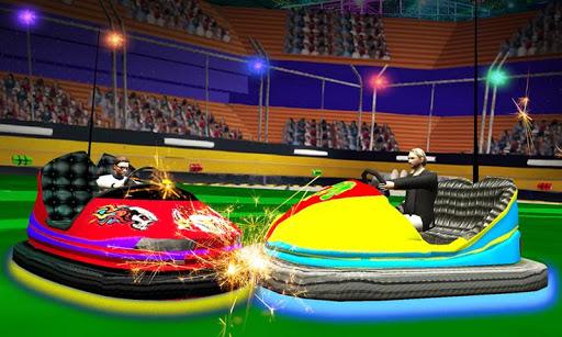 Light Bumping Cars Extreme Stunts: Bumper Car Game  screenshots 3
