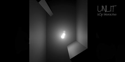 Unlit - Side - Scrolling Arcade  screenshots 1