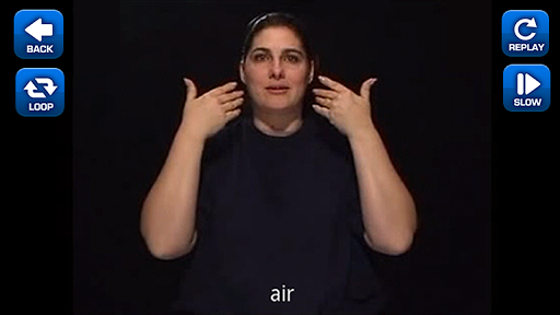 ASL Dictionary For PC Windows (7, 8, 10, 10X) & Mac Computer Image Number- 9