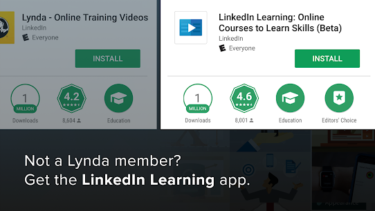 Lynda  Online Training For Pc Download (Windows 7/8/10 And Mac) 2