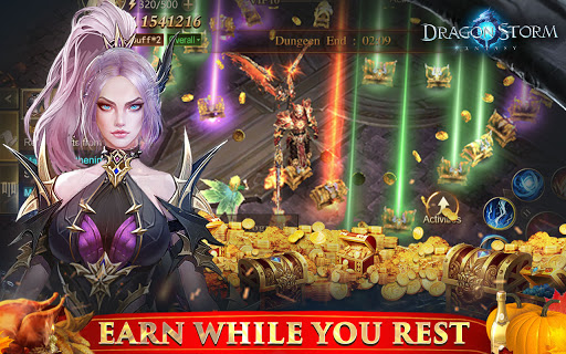 Dragon Storm Fantasy 2.4.0 screenshots 12