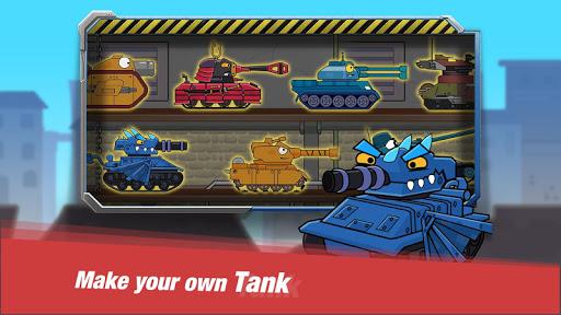 Tank Heroes - Tank Gamesuff0c Tank Battle Now 1.8.0 Screenshots 1