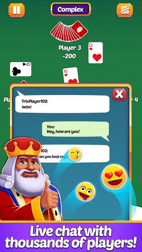 Trix Sheikh El Koba: No 1 Playing Card Game  screenshots 3