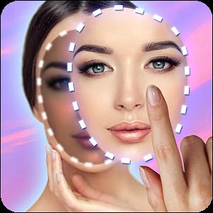 Change Your Face Face Swap Camera Prank 2.4 by Cuterush Legend Island logo