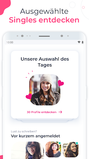 LoveScout24 : Flirt, Chat, Dating App fu00fcr Singles 5.43.2 Screenshots 2