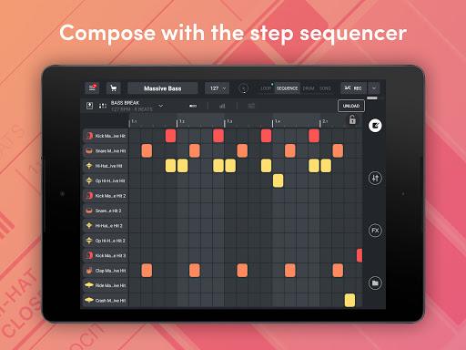 Remixlive - Make Music & Beats  Screenshots 14