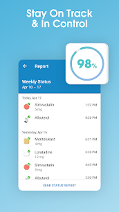 Pill Reminder Premium Apk Medication Tracker (Paid Features Unlocked) 5