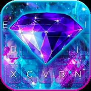 Galaxysparkle Keyboard Theme  Icon