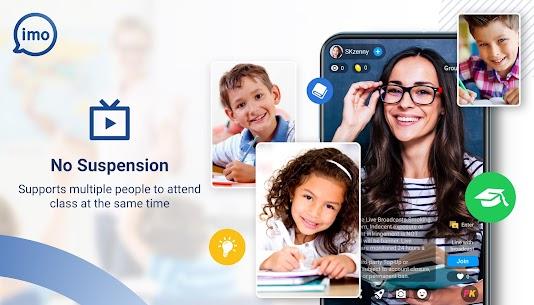 imo HD-Free Video Calls and Chats 4