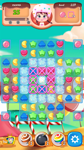 New Sweet Cookie POP : 2020 puzzle world 1.2.6 screenshots 6